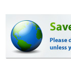 save-the-world-email-icon