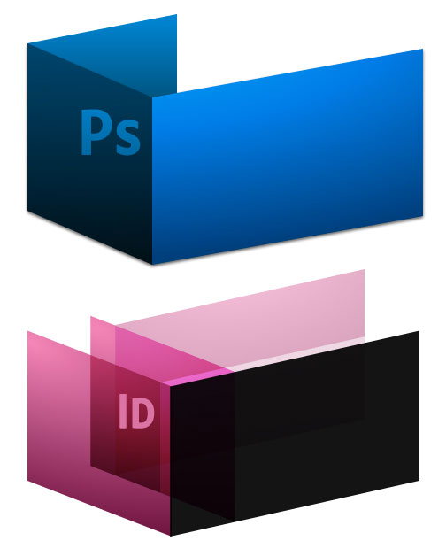 Experimentelle Splash Screens der Creative Suite 5