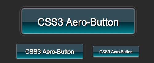 CSS3 Aero Button