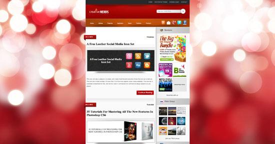 Bokeh-Effekt im Webdesign