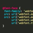 webfont-font-face