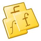 google-font-directory-logo-icon