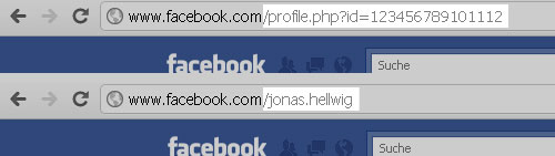 how to change facebook fan page url name