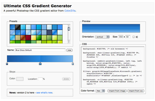 css-gradient-generator-screenshot