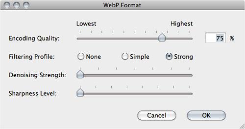webp-photoshop-einstellungen