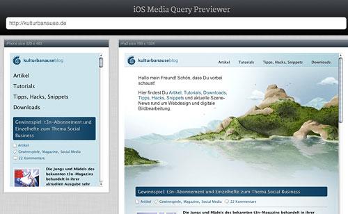 ios-media-query-tester