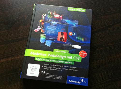 Heiko Stiegert - Modernes Webdesign mit CSS