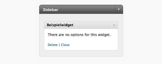 sidebar-widget-wordpress