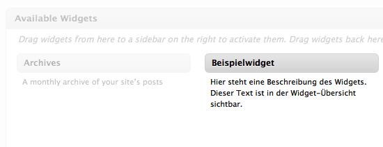wordpress-widget-design