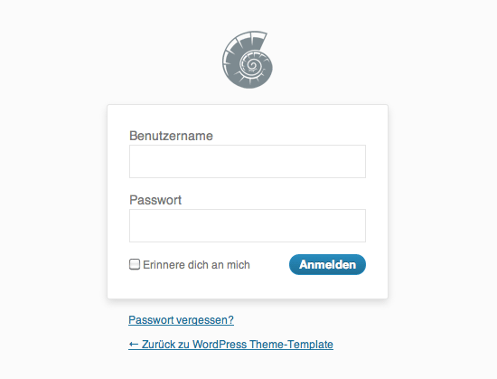 wordpress-login-screen-brading