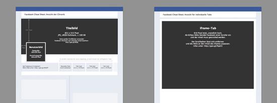 Facebook Merkblatt