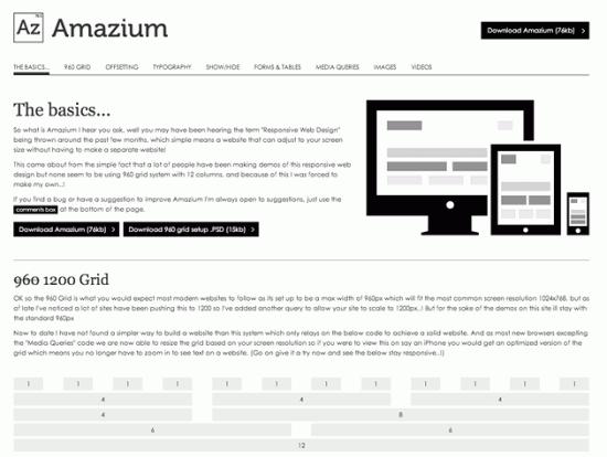 Screenshot von Amazium