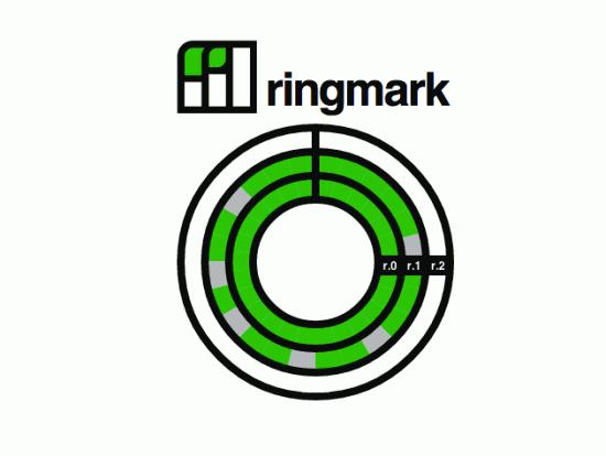 Screenshot von Ringmark auf einem Dekstop-Browser