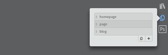 Seitenverwaltung mit Reflow