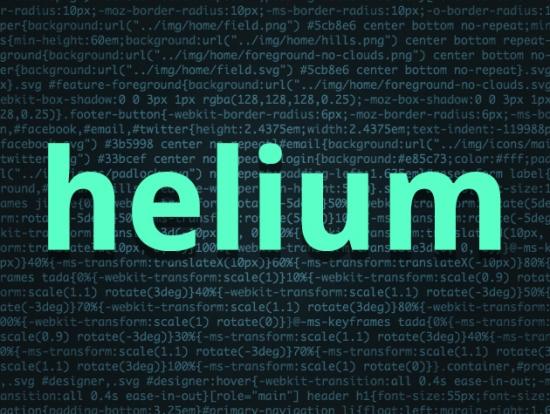 Mit Helium findet ihr unbenutzten CSS-Code
