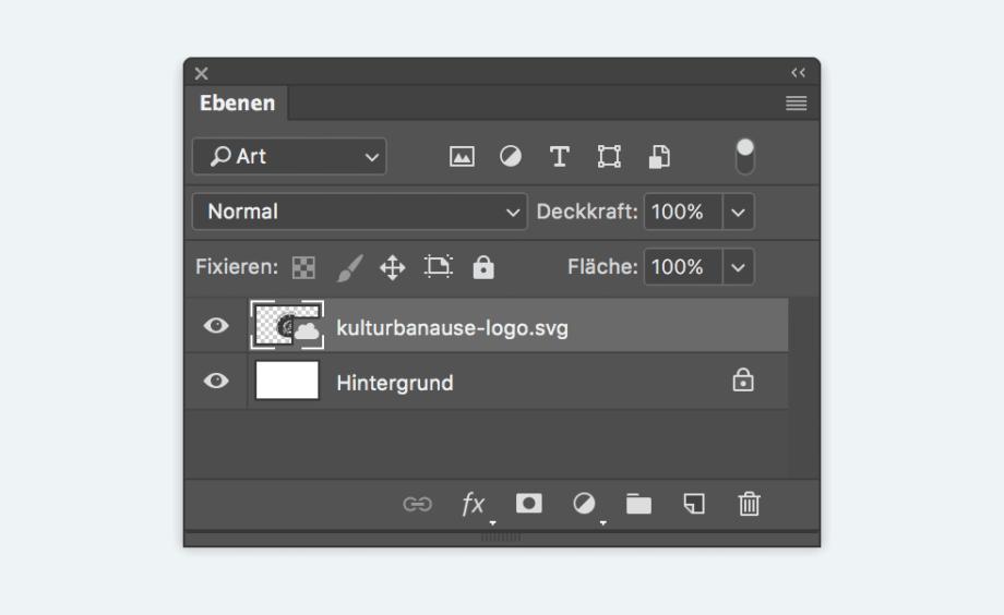 Ebenenbezeichnung beim SVG-Export mittels Photoshop »Bild Assets«