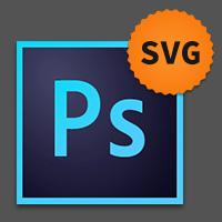 SVG mit Photoshop