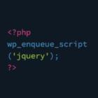 jquery-wordpress