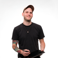 Jonas Hellwig, Web Designer, kulturbanause Berlin