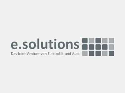 Logo e.solutions GmbH