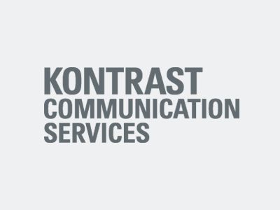 Logo Kontrast Communication Services GmbH
