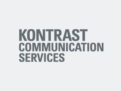 Logo Kontrast Communication Services GmbH