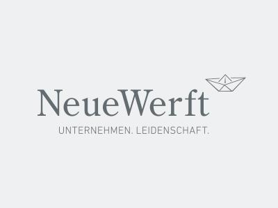 Logo NeueWerft – Gesellschaft für Markenentwicklung mbH