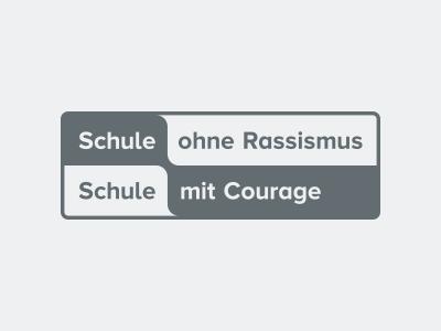 Logo Schule ohne Rassismus – Schule mit Courage