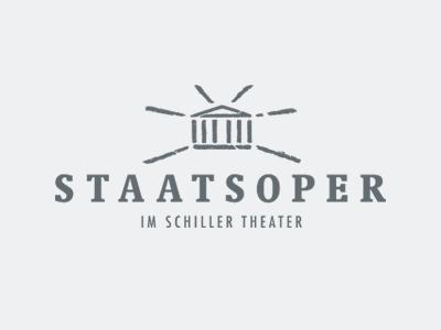 Logo Staatsoper im Schiller Theater - Stiftung Oper in Berlin