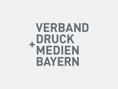 Logo Verband Druck und Medien Bayern e. V.