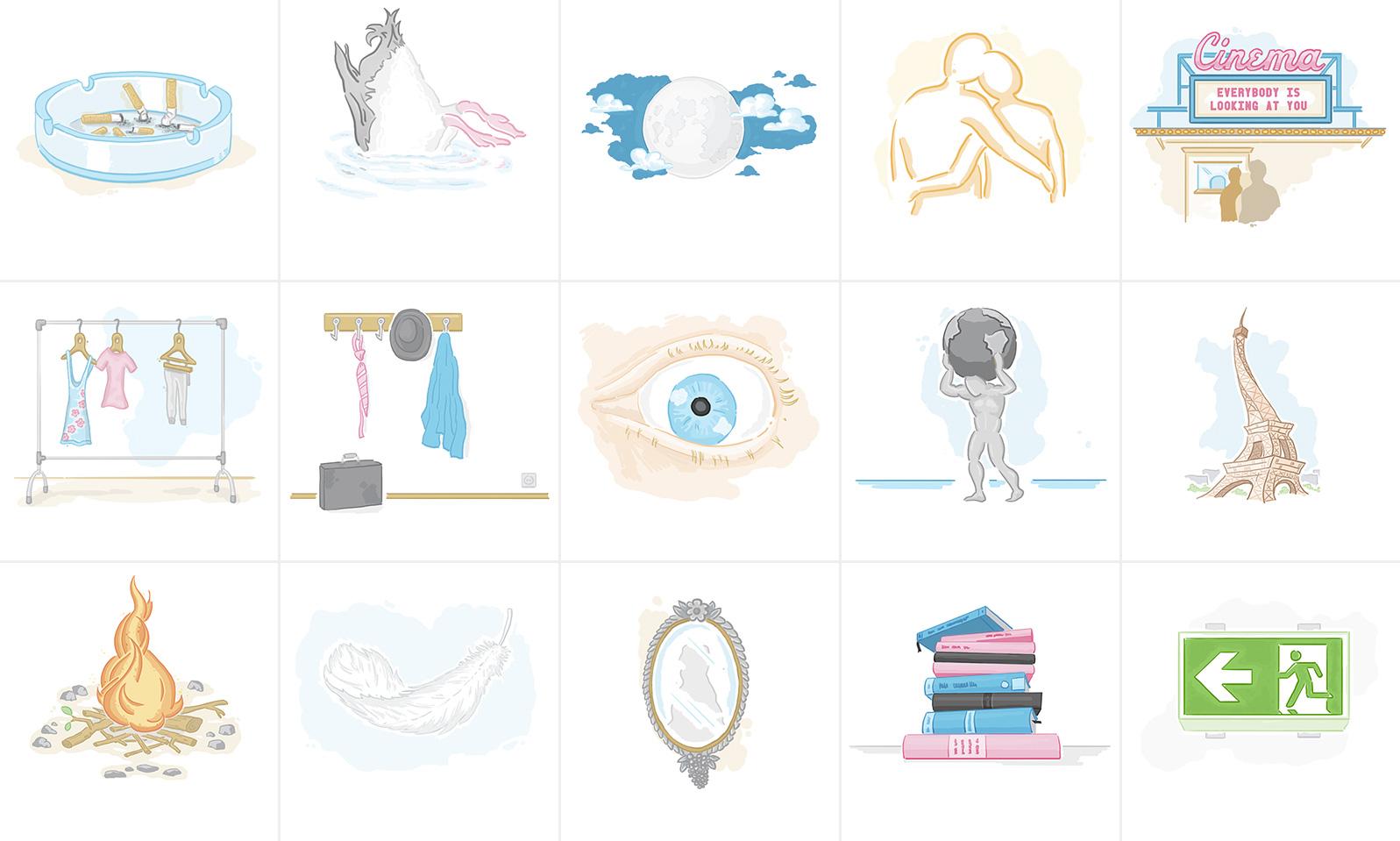 hypnos-illustrationen