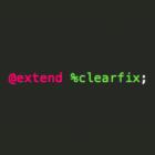 sass-clearfix