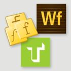 Webfont-Anbieter Google Fonts, Adobe Edge, Typekit