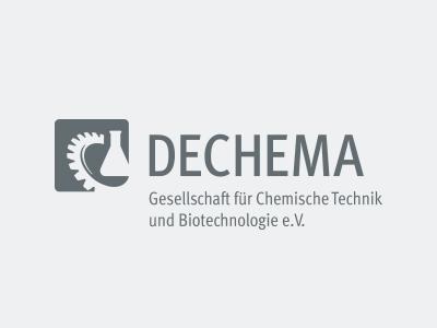 Logo DECHEMA Gesellschaft für Chemische Technik und Biotechnologie e.V.