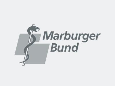 Logo Marburger Bund – Verband der angestellten und beamteten Ärztinnen und Ärzte Deutschlands e. V.