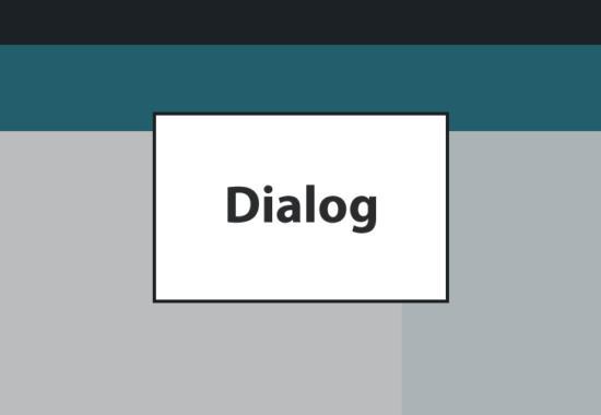 Das Dialog-Element von HTML