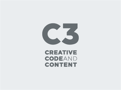 Logo C3 Creative Code and Content GmbH