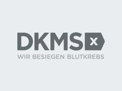 Logo DKMS gemeinnützige GmbH