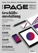 »Kreativ layouten mit CSS« (PAGE11/2018)