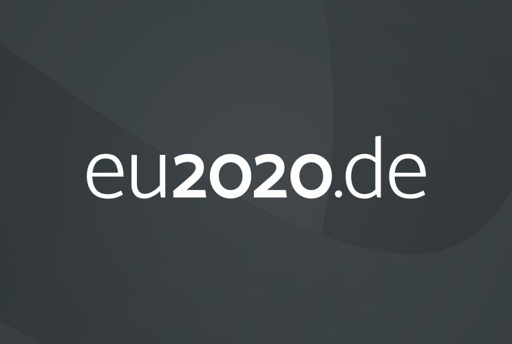 Wortmarke eu2020.de